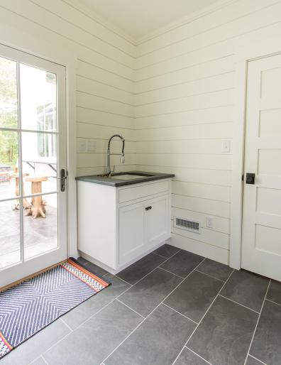Ivy Farms Mudroom