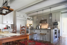 Blenheim Kitchen, Full View