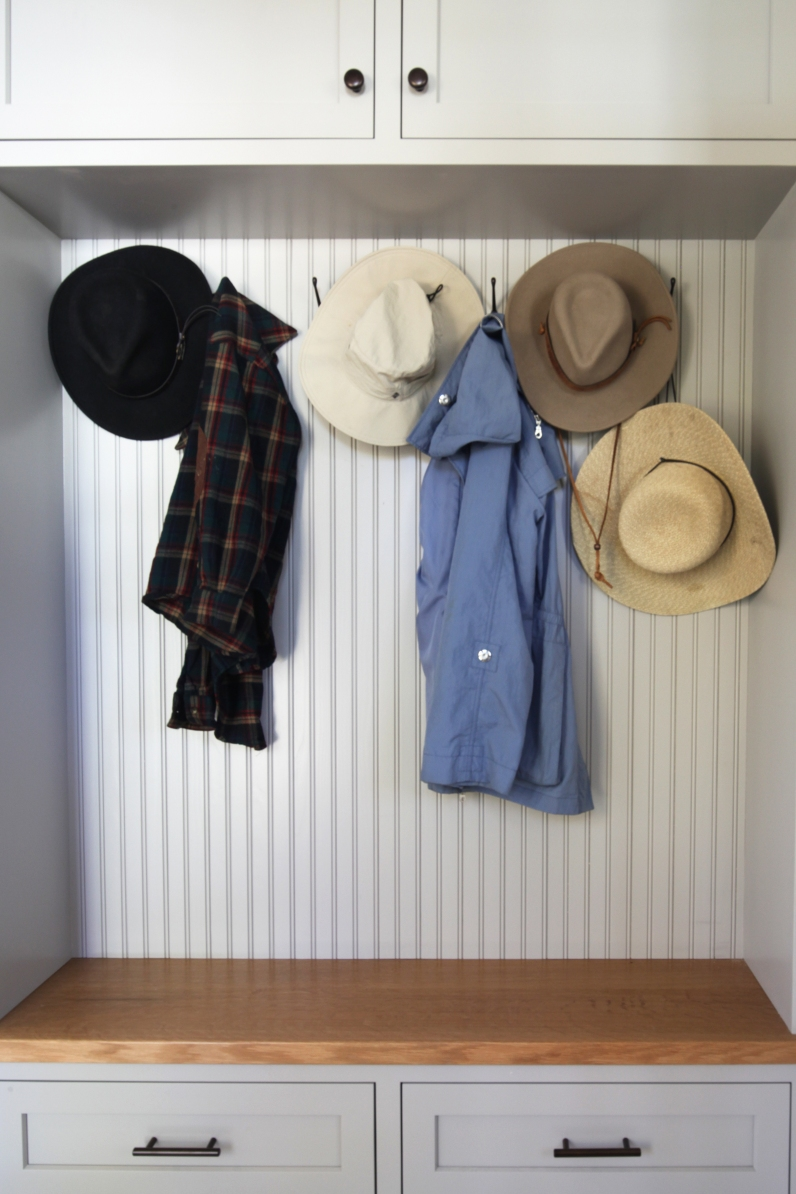 Blenheim Mudroom Detail