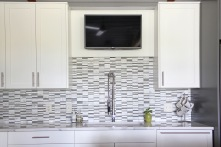 Box Holly Kitchen, Sink Detail
