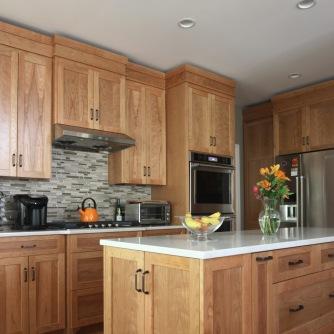 Charter Oaks Kitchen, Full View