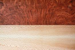 Dudley Mountain Veneer Detail
