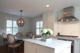 Evergreen Kitchen, Dining Room