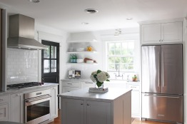 Evergreen Kitchen, Full View