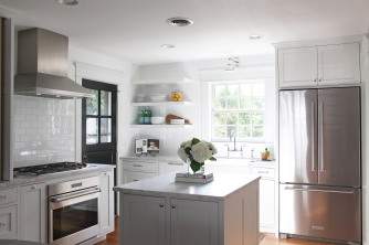 Evergreen Kitchen, Full View