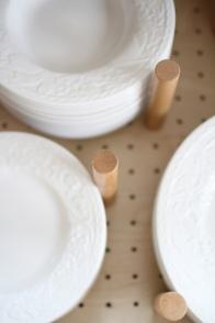 Kingston Kitchen, Plate Drawer Detail