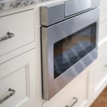 Kingston Kitchen, Microwave Detail