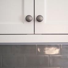 Kingston Kitchen, Cabinet Pull Detail