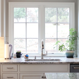 Kingston Kitchen, Sink Detail