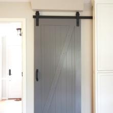 Kingston Kitchen, Barn Door