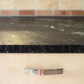 Little High Kitchen, Drawer Pull Detail