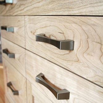 Old Forge [01] Living Space, Drawer Pull Detail