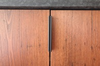 Rosser Kitchen, Cabinet Pull Detail