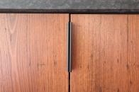 Rosser Kitchen, Cabinet Pull Detail