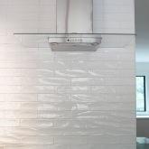 Rosser Kitchen, Stove Hood Detail