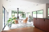 Rosser Kitchen and Living Space