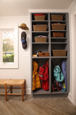 Esmont Mudroom