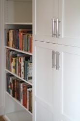 Camargo Bookshelf Detail