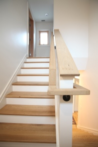 Camargo Stair Detail